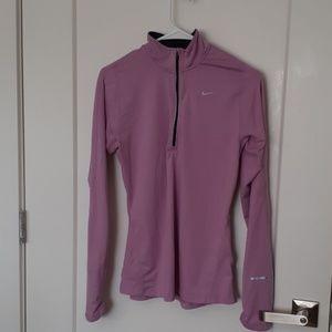 NWOT Nike Running Dri Fit Long Sleeve Pullover